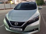 Nissan Leaf 2018 года за 12 900 000 тг. в Алматы – фото 3