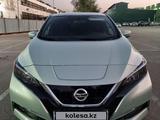 Nissan Leaf 2018 года за 12 900 000 тг. в Алматы – фото 4