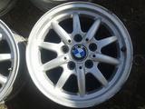 Оригинальные легкосплавные диски 27 стиль на BMW 3 (Германия R15 5 за 70 000 тг. в Нур-Султан (Астана) – фото 2