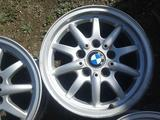 Оригинальные легкосплавные диски 27 стиль на BMW 3 (Германия R15 5 за 70 000 тг. в Нур-Султан (Астана) – фото 5