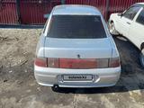 ВАЗ (Lada) 2110 (седан) 2005 года за 750 000 тг. в Усть-Каменогорск – фото 5