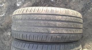 """Шины 225/45 R17 — """"Pirelli Cinturato"""" (Румыния), летние, на одной шине есть за 60 000 тг. в Нур-Султан (Астана)"""