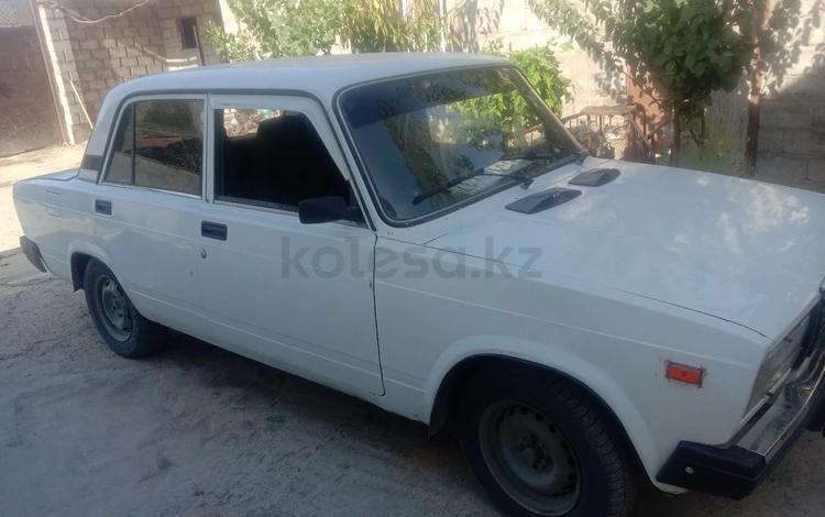 ВАЗ (Lada) 2107 2011 года за 780 000 тг. в Шымкент