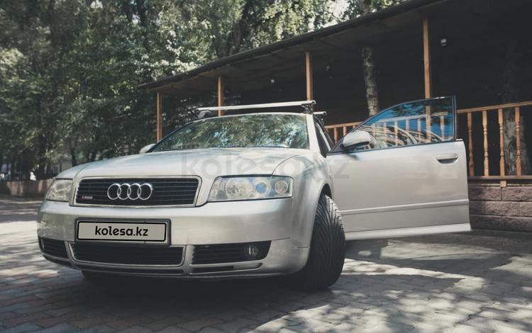 Audi A4 2001 года за 3 000 000 тг. в Алматы