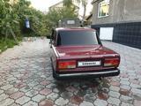 ВАЗ (Lada) 2107 2001 года за 1 100 000 тг. в Алматы – фото 2