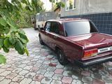 ВАЗ (Lada) 2107 2001 года за 1 100 000 тг. в Алматы – фото 3