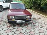 ВАЗ (Lada) 2107 2001 года за 1 100 000 тг. в Алматы – фото 4