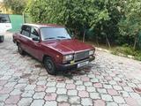 ВАЗ (Lada) 2107 2001 года за 1 100 000 тг. в Алматы – фото 5