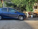 Peugeot 206 2003 года за 1 450 000 тг. в Алматы – фото 4