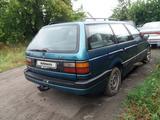 Volkswagen Passat 1990 года за 350 000 тг. в Петропавловск – фото 4