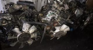 Двигатель 6g72 3.0 12 клапан трамблерный за 270 000 тг. в Алматы