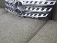 Решетка радиатора Mercedes w164 ML за 70 000 тг. в Алматы