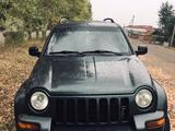 Jeep Liberty 2002 года за 2 650 000 тг. в Петропавловск – фото 4
