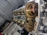 Двигатель на BMW X5 4.4 M62 за 700 000 тг. в Атырау – фото 2