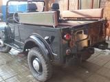 ГАЗ 69 1959 года за 1 500 000 тг. в Петропавловск – фото 5