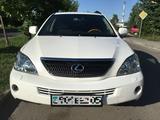 Lexus RX 400h 2007 года за 6 300 000 тг. в Алматы – фото 2