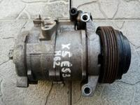 Компрессор кондиционера Bmw x5 e53 4.4 2001 (б у) за 42 000 тг. в Костанай