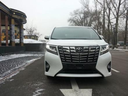 Toyota Alphard 2017 года за 32 900 000 тг. в Алматы – фото 10