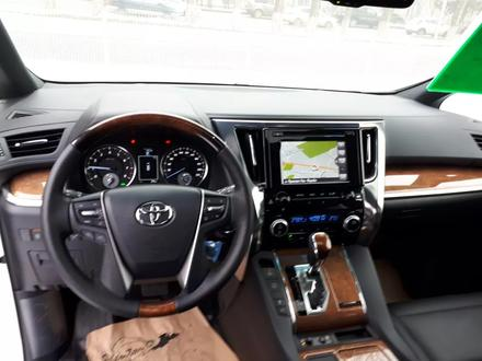 Toyota Alphard 2017 года за 32 900 000 тг. в Алматы – фото 74