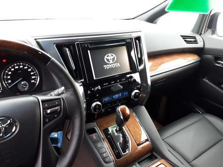 Toyota Alphard 2017 года за 32 900 000 тг. в Алматы – фото 75