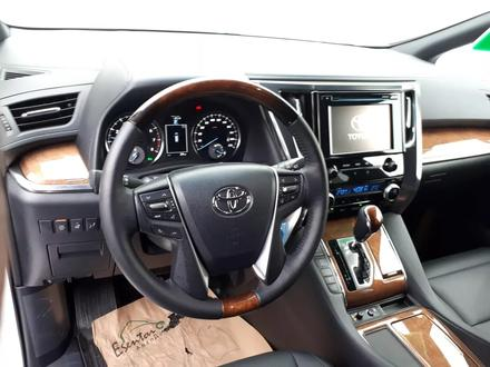 Toyota Alphard 2017 года за 32 900 000 тг. в Алматы – фото 83