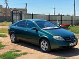 Nissan Primera 2002 года за 2 200 000 тг. в Нур-Султан (Астана) – фото 2
