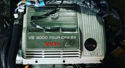 Двигатель АКПП автомат 1MZ Lexus Лексус RX300 за 200 120 тг. в Алматы
