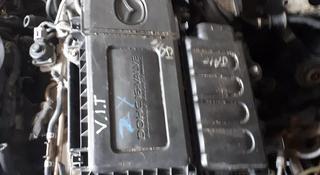 Мотор двигатель мазда 2 в Алматы