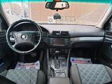 BMW 528 1998 года за 2 600 000 тг. в Тараз – фото 3