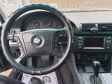 BMW 528 1998 года за 2 600 000 тг. в Тараз – фото 5
