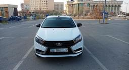 ВАЗ (Lada) Vesta 2019 года за 4 550 000 тг. в Шымкент – фото 3