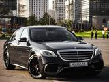 Mercedes-Benz S 63 AMG 2015 года за 35 000 000 тг. в Алматы – фото 2