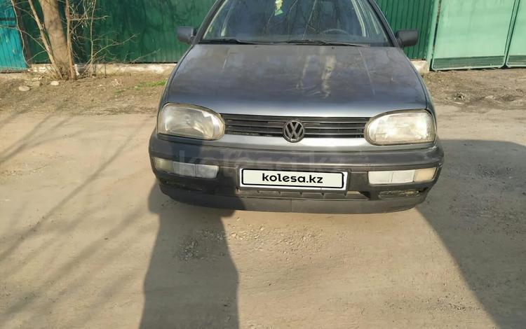 Volkswagen Golf 1994 года за 900 000 тг. в Талгар