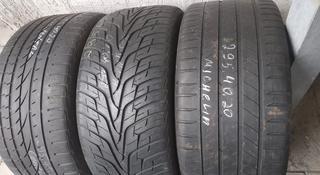 295.40.R20-по одной шт. Michelin, Hankook, Continental за 25 000 тг. в Алматы