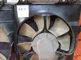 Диффузор с вентилятором моторчик крыльчатки охлаждения на Тойота за 10 000 тг. в Алматы – фото 3