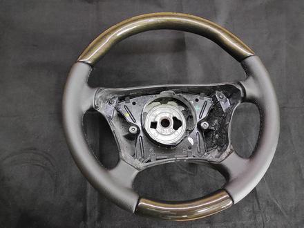 Руль mercedes w124 за 80 000 тг. в Алматы