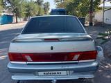 ВАЗ (Lada) 2115 (седан) 2006 года за 580 000 тг. в Шу – фото 3