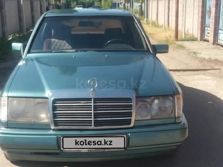 Mercedes-Benz E 230 1989 года за 1 050 000 тг. в Алматы – фото 2