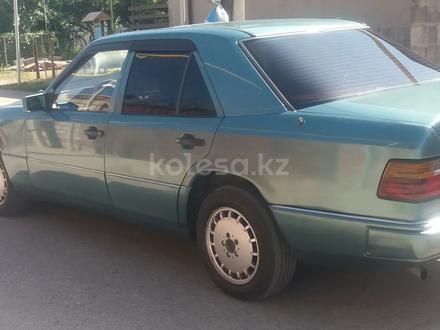 Mercedes-Benz E 230 1989 года за 1 050 000 тг. в Алматы – фото 4