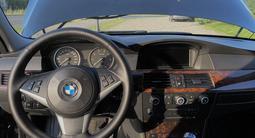 BMW 550 2007 года за 7 200 000 тг. в Алматы – фото 2