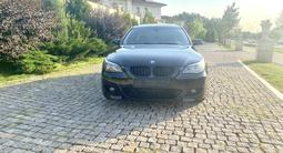 BMW 550 2007 года за 7 200 000 тг. в Алматы – фото 4