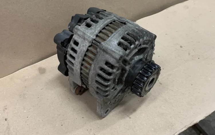 фольксваген транспортер т5 генератор