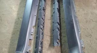 Пластиковые пороги правая и левая сторона е70 за 35 000 тг. в Алматы