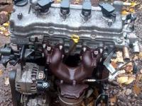Двигателя и коробки Ниссан Альмера QG16 v1.6 за 777 тг. в Алматы