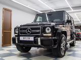 Mercedes-Benz G 63 AMG 2013 года за 37 500 000 тг. в Алматы