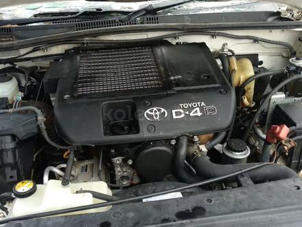 Двигатель 1kd на Toyota Land Cruiser Prado 120 за 100 тг. в Алматы
