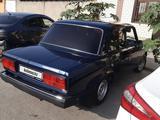 ВАЗ (Lada) 2107 2011 года за 1 600 000 тг. в Шымкент – фото 3