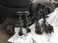 Амартизатор сборе передний задний сафа с ступицой сборе за 55 000 тг. в Алматы
