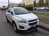 Chevrolet Tracker 2014 года за 5 350 000 тг. в Нур-Султан (Астана) – фото 2