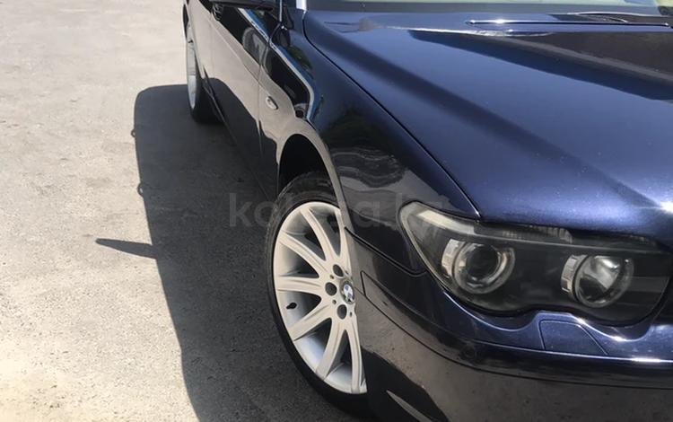 BMW 730 2003 года за 4 700 000 тг. в Шымкент
